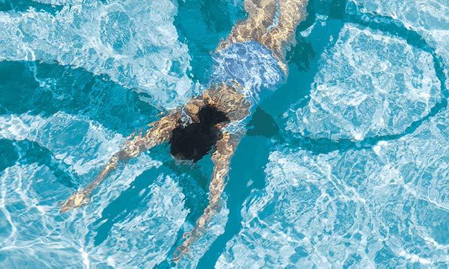 cruises amenities - pool